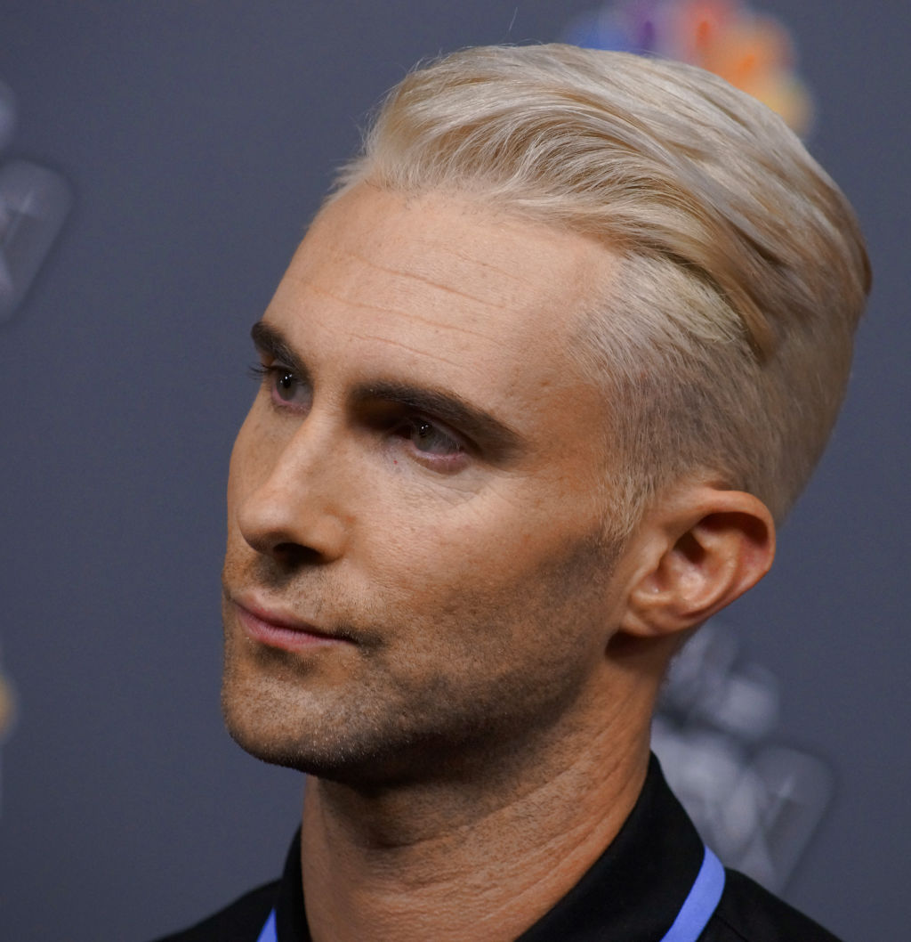 adam levine haircut 2014 adam levine new hairstyle my real
