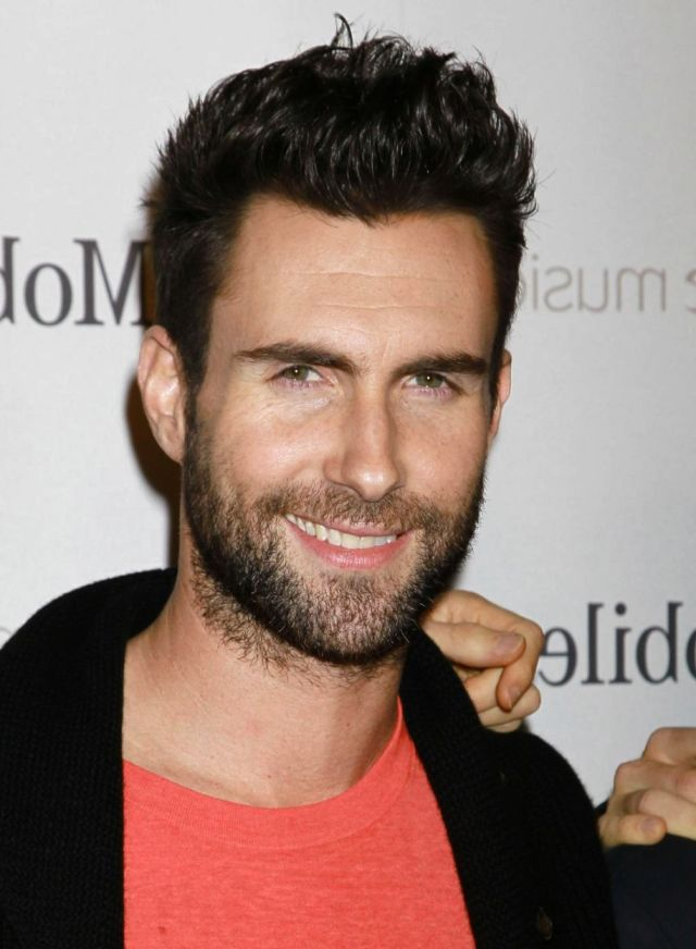 adam levine new haircut the voice 2015