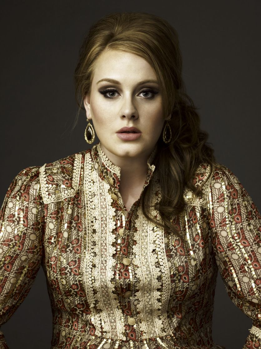 adele new single