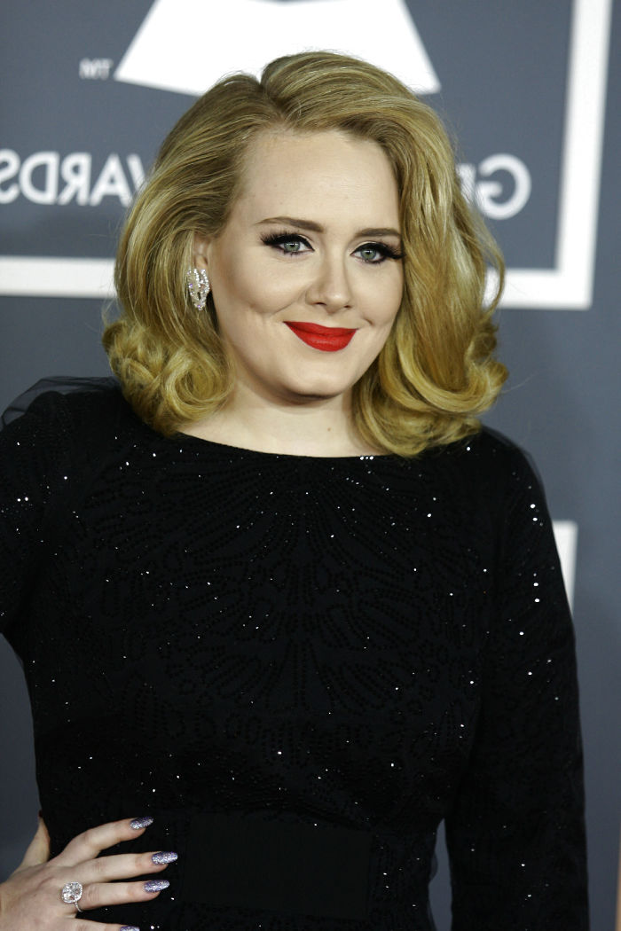 adele new york concert