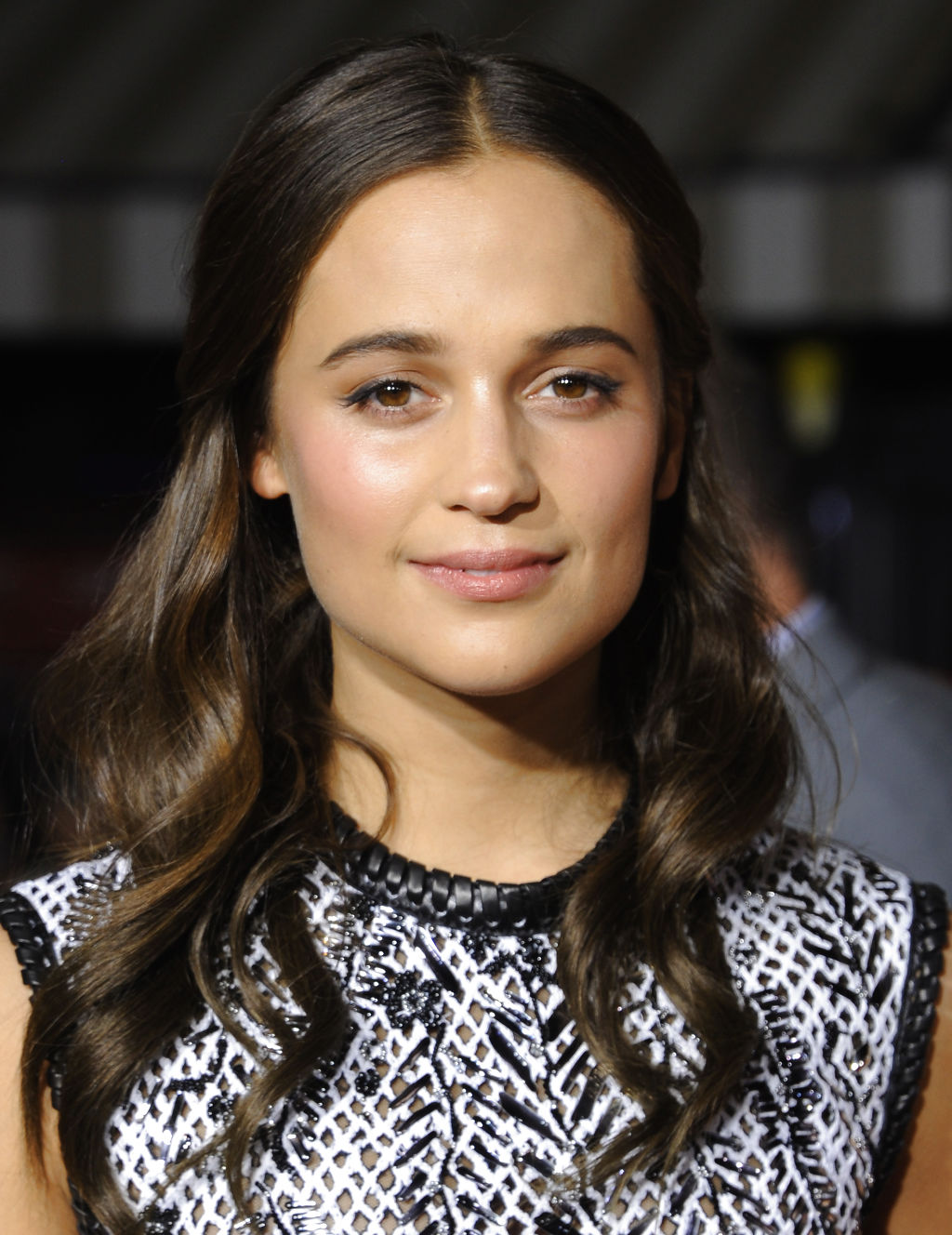 Alicia Vikander New Hairstyle