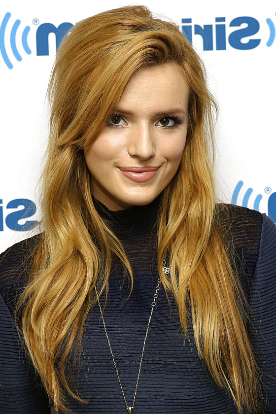 Bella Thorne New Haircut