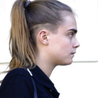 Cara Delevingne New Haircut