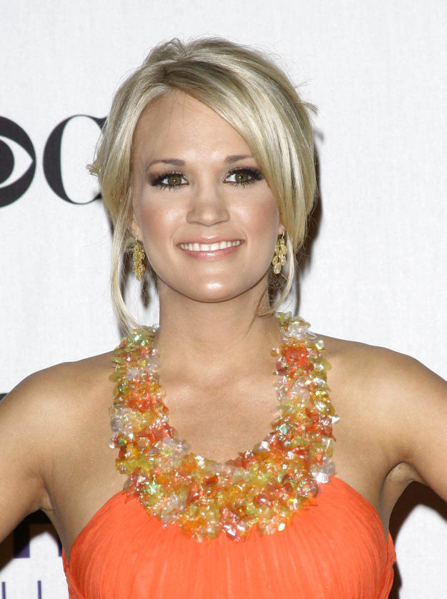 Carrie Underwood New Haircut