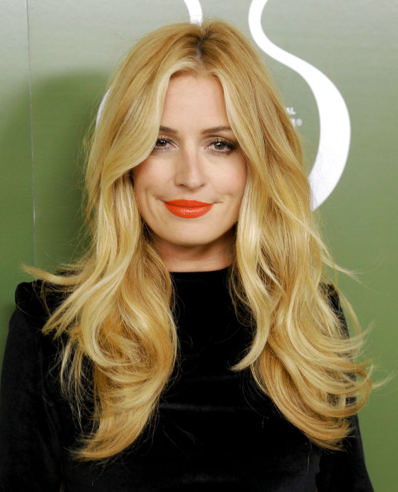 Cat Deeley New Haircut