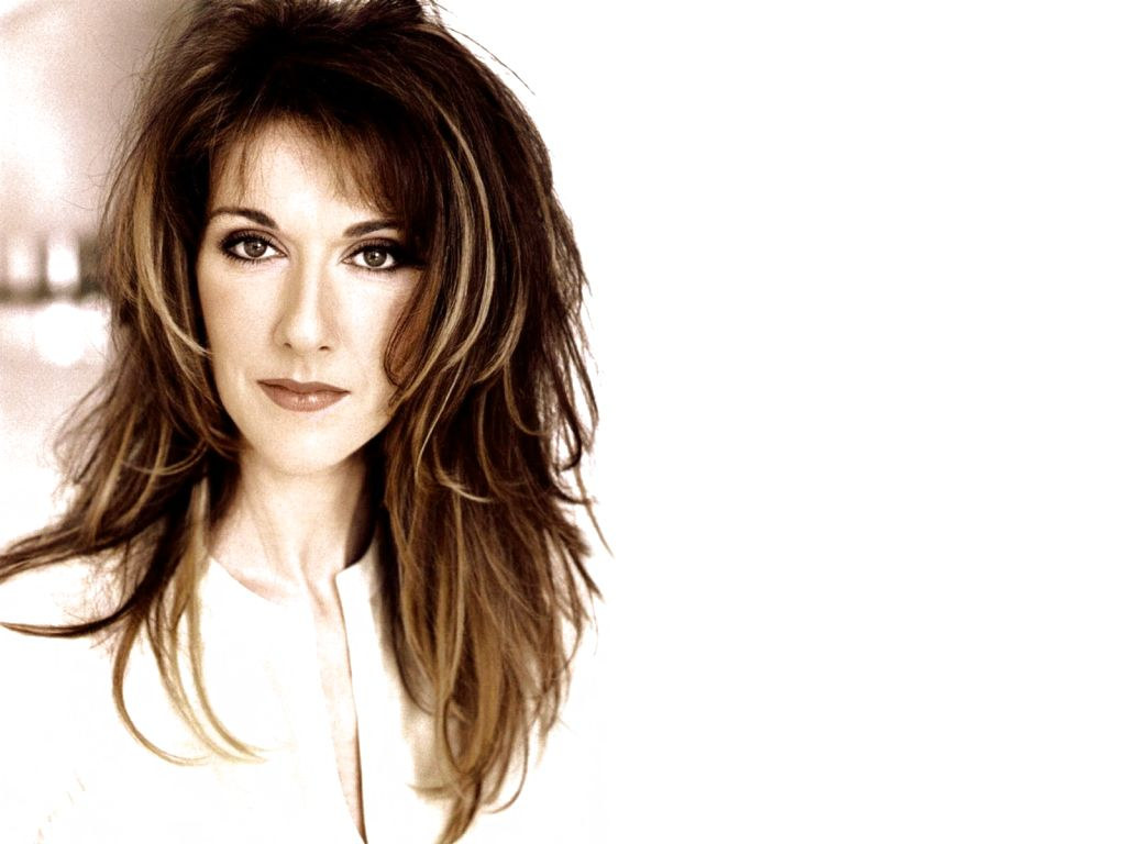 Celine Dion New Haircut