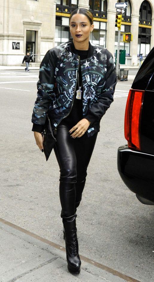 Ciara Street Style Fashion