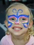 cool face paint ideas for sports