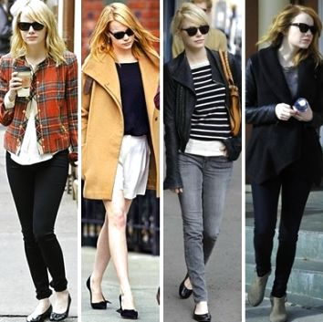 Emma Stone Street Style My Real Style