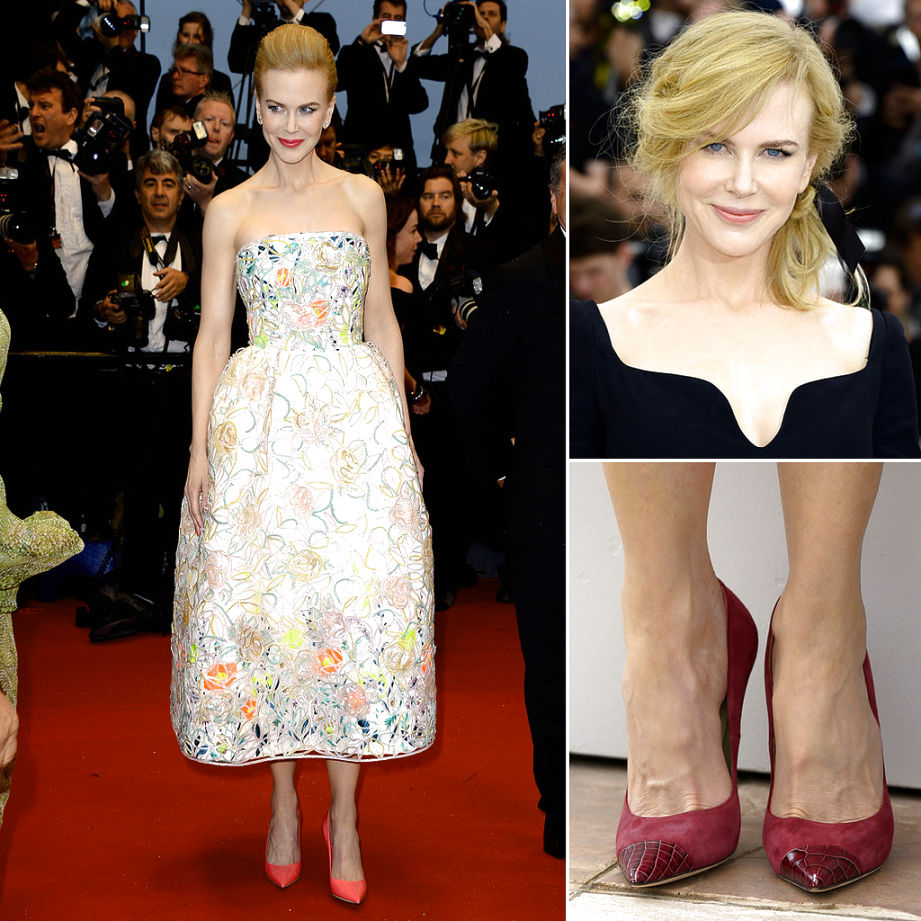 Nicole Kidman Style, Fashion & Looks