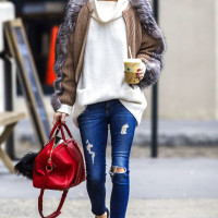 olivia palermo street style casual