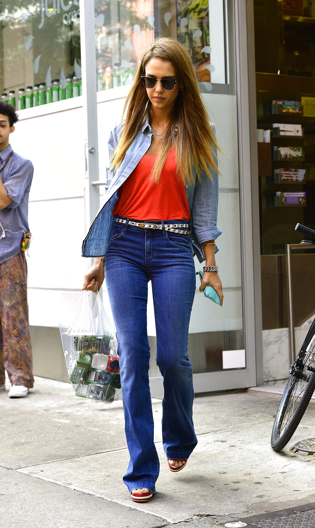 Jessica Alba Street Style My Real Style