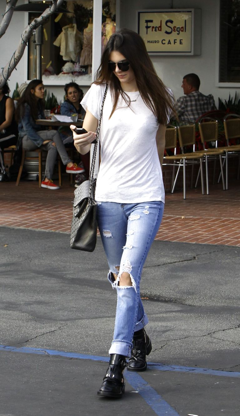 Kendall Jenner Street Style My Real Style