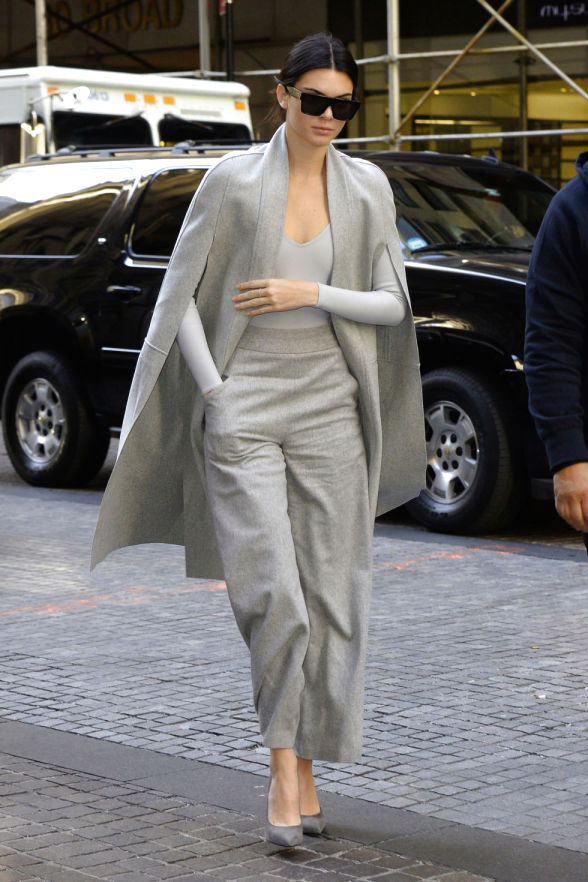 Pictures Gallery Of Kendall Jenner Street Style DISCLAIMER
