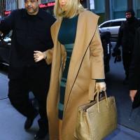 Khloe Kardashian Street Style