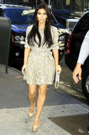 Kim Kardashian Outfits 2010 Images Galleries With A Bite