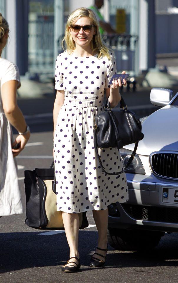 Kirsten Dunst Style Kirsten Dunst Street S...