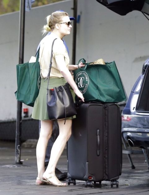 Kirsten Dunst Street Style - My Real Style