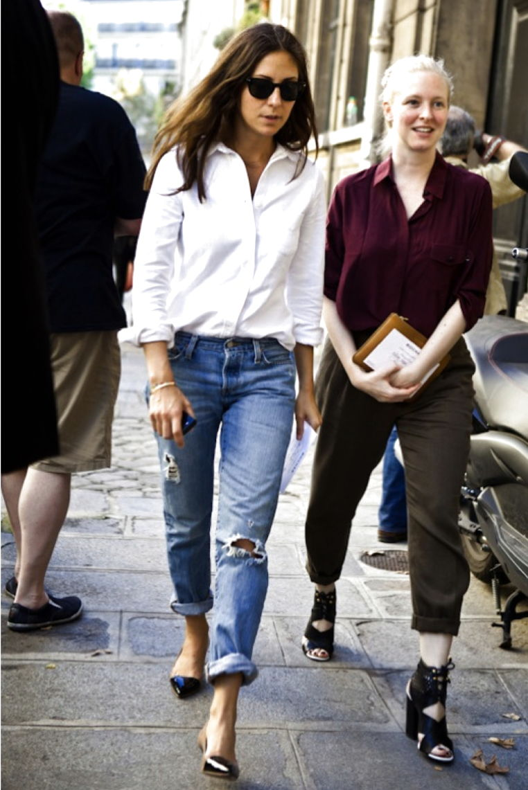 Monica Bellucci Street Style Fashion My Real Style