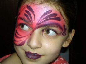 face painting ideas for sports games