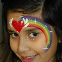 face painting ideas for summer