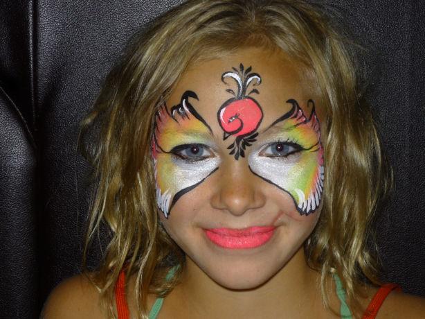 face painting phoenix az