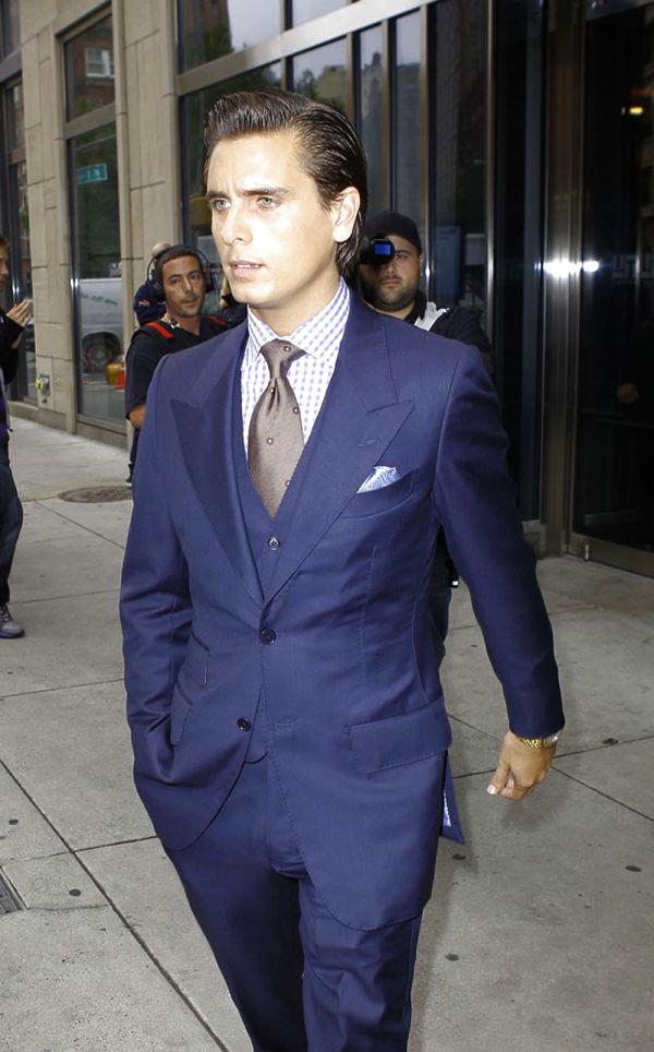 Scott Disick Street Style Fashion - My Real Style