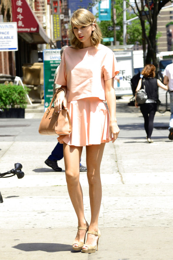 Taylor Swift Street Style Fashion My Real Style