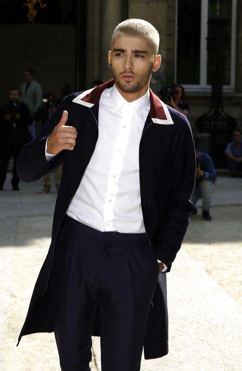 Zayn Malik Street Style Fashion My Real Style